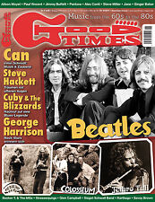GoodTimes 6-2011 Beatles, Can, Steve Hackett, Cuby & The Blizzards, Colosseum