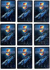 Babylon 5 ccg Premiere Uncommon cards Precedence 2/4 (F-M)