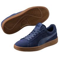 Puma Smash V2 SD Damen Kinder Schuhe Sneaker Freizeit Allrounder 36 - 39 Neu