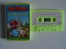 DINO PEPPINO Auf dem Reiterhof -Teil 2- MC Kassette MJ Made in Switzerland RAR