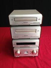 Technics-SL-HD550, RS-HD550, ST-HD550, SE-HD550 - Hifi Stack-trabajo