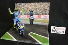 "QSP Diorama Collection ""Valentino Rossi wins 2017 Dutch TT Assen"" 1:12 type 5"