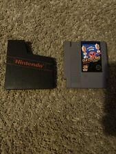 Nintendo NES Clu Clu Land w/ Dust Cover 5 Screw Rare