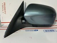2009-2013 Subaru Forester Driver Side View Mirror LH Power C1F green gray OEM