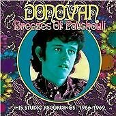 DONOVAN - BREEZES OF PATCHOULI - HIS STUDIO RECORDINGS 1966-1969 - 4CD SET 2013