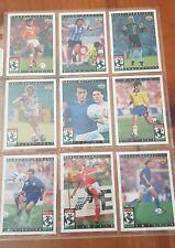 1994 World Cup Soccer Upper Deck World's Best 15 card set