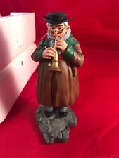 Norman Rockwell Merry Christmas Collection The Carolers The Piper Rare