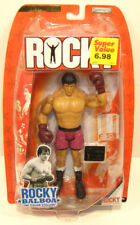 Rocky ROCKY BALBOA Action Figure SEALED Jakks Pacific STALLONE 2006 Purple