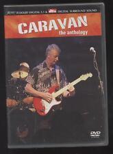 NUEVO DVD CARAVANA THE ANTOLOGÍA ROCK PROGRESIVA BRITÁNICA EN BLÍSTER música