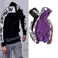 PALACE Autumn and Winter Street Fashion Brand Couple Stitching Hip-hop Hoodie Y7