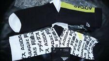 2 Pairs Socks Classic  Crew 2 Pack adidas Black/white/multi  Men size 5-8-