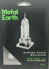 Fascinations Metal Earth -  Empire State Building NY -  3D Steel Cut Model Kit