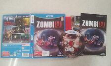 Zombi U Nintendo Wii U PAL Version