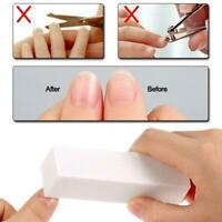 10PCS Nail Art Buffer File Block Pedicure Manicure Buffing Sanding Polish Tools