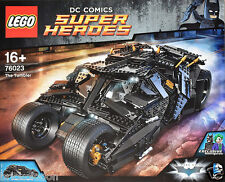 LEGO BATMAN THE TUMBLER 76023 DC SUPER HEROES Sealed New Set