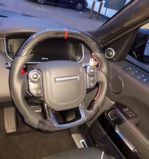 CARBON FIBRE STEERING WHEEL SERVICE - Audi, Mercedes BMW VW Range Rover ANY CAR