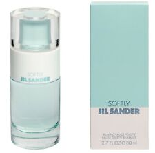 Jil Sander Softly EDT 80 ml Eau de Toilette Spray NEU Women Frauen Damen Duft