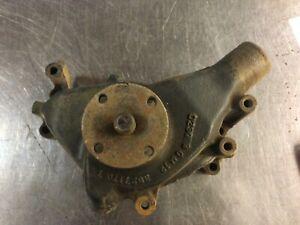 1969 Camaro Water Pump casting 3927170T D239 April 23, 1969 Needs Rebuilt