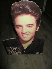 Elvis Presley-PLV d époque et d origine-Grand modèle promotionnel-38x28,5 cm-TBE
