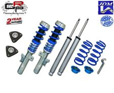 JOM ADJUSTABLE COILOVER SUSPENSION KIT FOR FORD FOCUS MK2 2004 - 2010 +TOP MOUNT