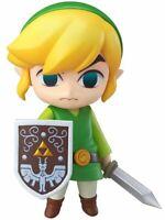 Buen Sonrisa la Leyenda de Zelda: Viento Waker Link Nendoroid Figura de Acción
