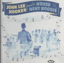 JOHN LEE HOOKER - HOUSE RENT BOOGIE [ACE] NEW CD