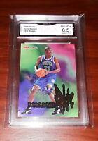 1995 NBA Hoops #272 KEVIN GARNETT Rookie RC GMA 8.5! PSA/BGS? H.O.F. 📈