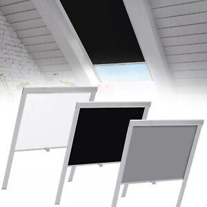 Dachfensterrollo 100% Verdunkelung Thermo Dachrollo für GGL GPU GTU GXU Velux