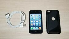 Apple iPod Touch 4th Generation Black (16 GB, 30-Pin Dock Cable, Case Bundle)