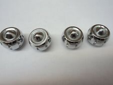 (4)OEM 1954 Packard Heater/Defrost Air Control Knobs Panama Clipper 51 52 1953?