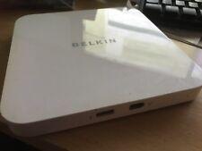 Belkin USB 2.0 & Firewire 6-Port Hub For Mac Mini (F5U507)