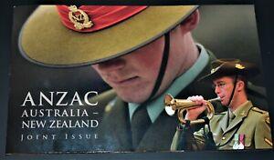 ANZAC Australia - New Zealand Joint Issue Stamp Collector's Set