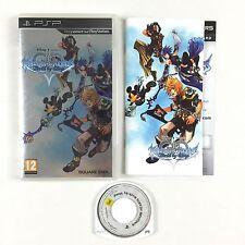 Jeu Kingdom Hearts Birth By Sleep Sur Console Sony PSP
