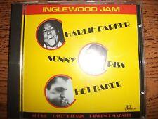 Chet Baker/Charlie Parker/Sonny Criss-Inglewood Jam-1989 Century-Japan!