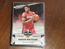 2017 Panini Player of the Day Hassan Whiteside