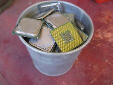 420GR INTEL 775 & AMD CPU's GOLD PLATED-NO PINS!! for gold scrap recovery