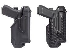 BlackHawk Molded Epoch Level 3 Light Bearing Duty Gun Holster