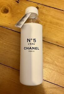 Chanel No 5 Factory No 5 L'eau Water Bottle Brand New Sold Out Everywhere!