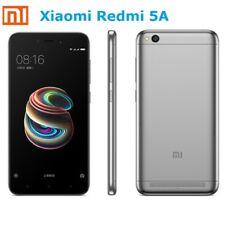 5'' Xiaomi Redmi 5A Snapdragon425 2GB+16GB 4G Smartphone Móvil 13MP Global Gris