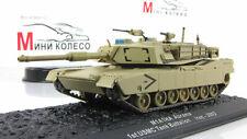 Scale model tank 1:72  M1A1HA Abrams, 2003
