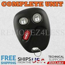 Replacement for Buick Chevy GMC Isuzu Oldsmobile Keyless Remote Car Key Fob
