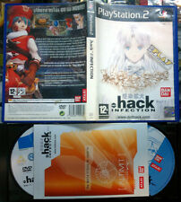 HACK INFECTION DOT HACK PAL ESPAÑA COMPLETO PS2 PLAYSTATION 2 ENVIO AGENCIA 24H