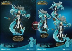 BEAST KINGDOM D-stage DS-043 World of Warcraft WoW Jaina Figure Statue