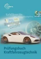 Prüfungsbuch Kraftfahrzeugtechnik: Frage, Antwort von Gs... | Buch | Zustand gut