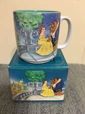 Disney Park Exclusive Beauty and the Beast 1991 Animated Classics Coffee Mug Cup