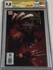Marvel Wolverine Origins #1 Variant Signed by Stan Lee & Turner CGC 9.8 SS Rare!