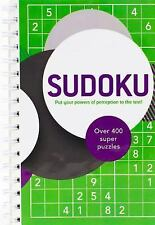 Sudoku (ultimate Spiral Puzzles): By Parragon Books