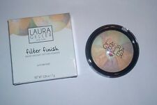 Laura Geller Filter Finish Baked Radiant Setting Powder - Universal .24 oz - Nib