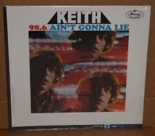 Keith 98.6 Ain't Gonna Lie NEW SEALED vinyl LP record cut out