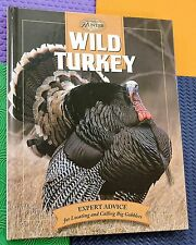 TURKEY HUNTING EXPERT ADVICE Hardback book hunt